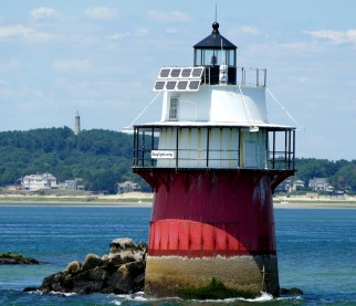 Bug Light off Plymouth