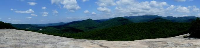 Wolf Rock Vista