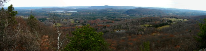 Lion's Head View - Salisbury CT 11132014